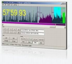mp3DirectCut – универсальный аудиоредактор для Windows-платформы
